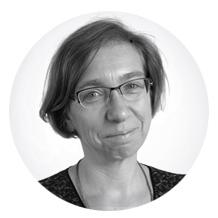 Anne Anglès, professeur d'histoire.