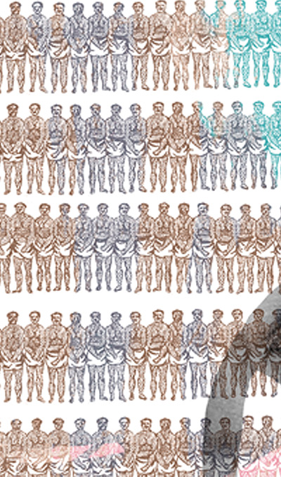 Chaîne d'esclaves