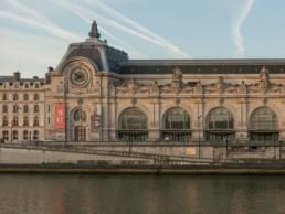 Musée d'orsay dans le cadre des rencontres inaugurales de la Fondation : « Patrimoines déchainés – Vers un réseau du paysage culturel de l'esclavage : héritages, transmission, créations », qui auront lieu au Musée d'Orsay pendant l'exposition « Le modèle noir ».