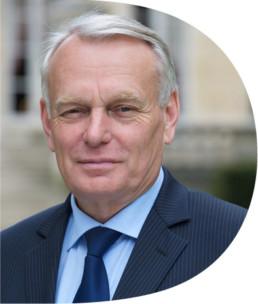 Jean-Marc Ayrault ancien premier ministre président de la mission pour la mémoire de de l'esclavage de la traite et de ses abolitions