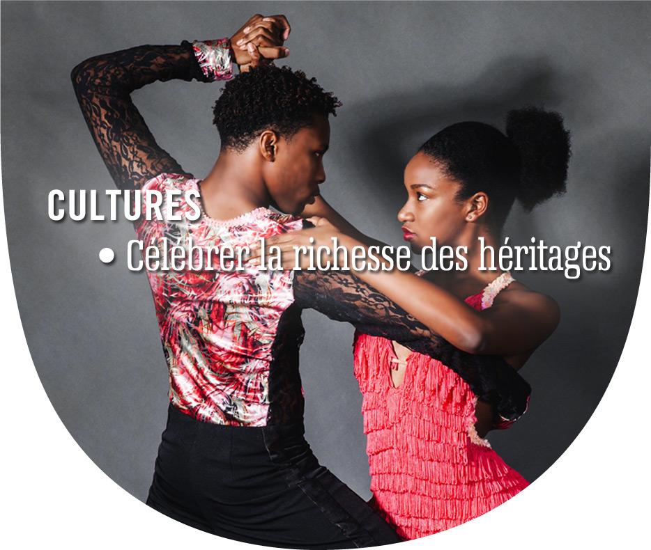 Montrer la richesse des cultures nées de l'esclavage et de la créolisation