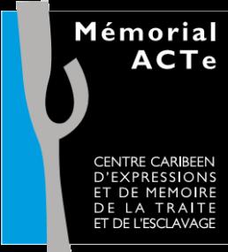 Logo mémorial acte - centre caribéen d'expressions et de mémoire de la traite de l'esclavage
