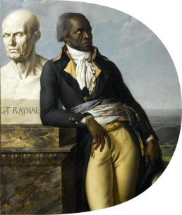 Jean-Baptiste Belley, Député de Saint-Domingue (?-1804) • Anne Louis GIRODET-TRIOSON © RMN