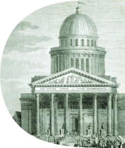 La Tombe de Félix ÉBOUÉ au Panthéon En 1949, Victor Schoelcher, à l'origine de l'abolition de l'esclavage dans les colonies françaises, en 1848, et Félix Éboué, résistant de la première heure, qui a contribué à rallier l'Empire colonial français au général de Gaulle pendant la Seconde Guerre mondiale, sont transférés au Panthéon.